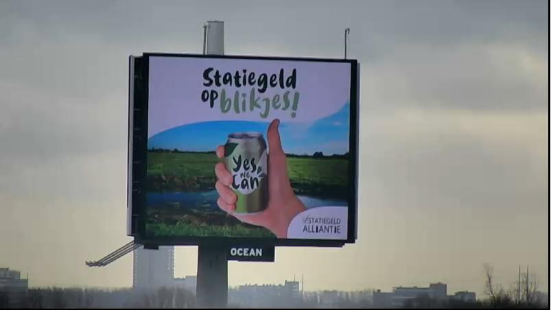 Statiegeld Den Haag